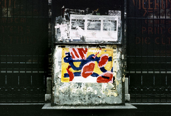 avant origins of Street Art NYC New York 1980's