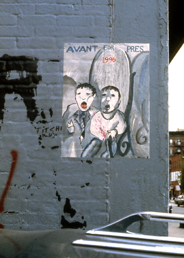 Street Art New York early 1980s