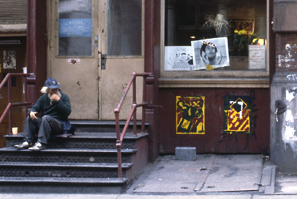 Street Art New York 1980s
