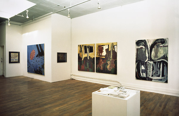 avant at gallery gabrielle bryers soho nyc 1983